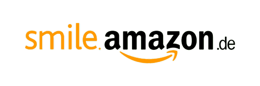 Logo von Amazon smile