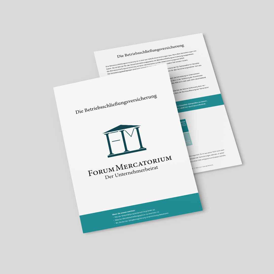 PDF-Download zum Thema Betriebsschließungsversicherung