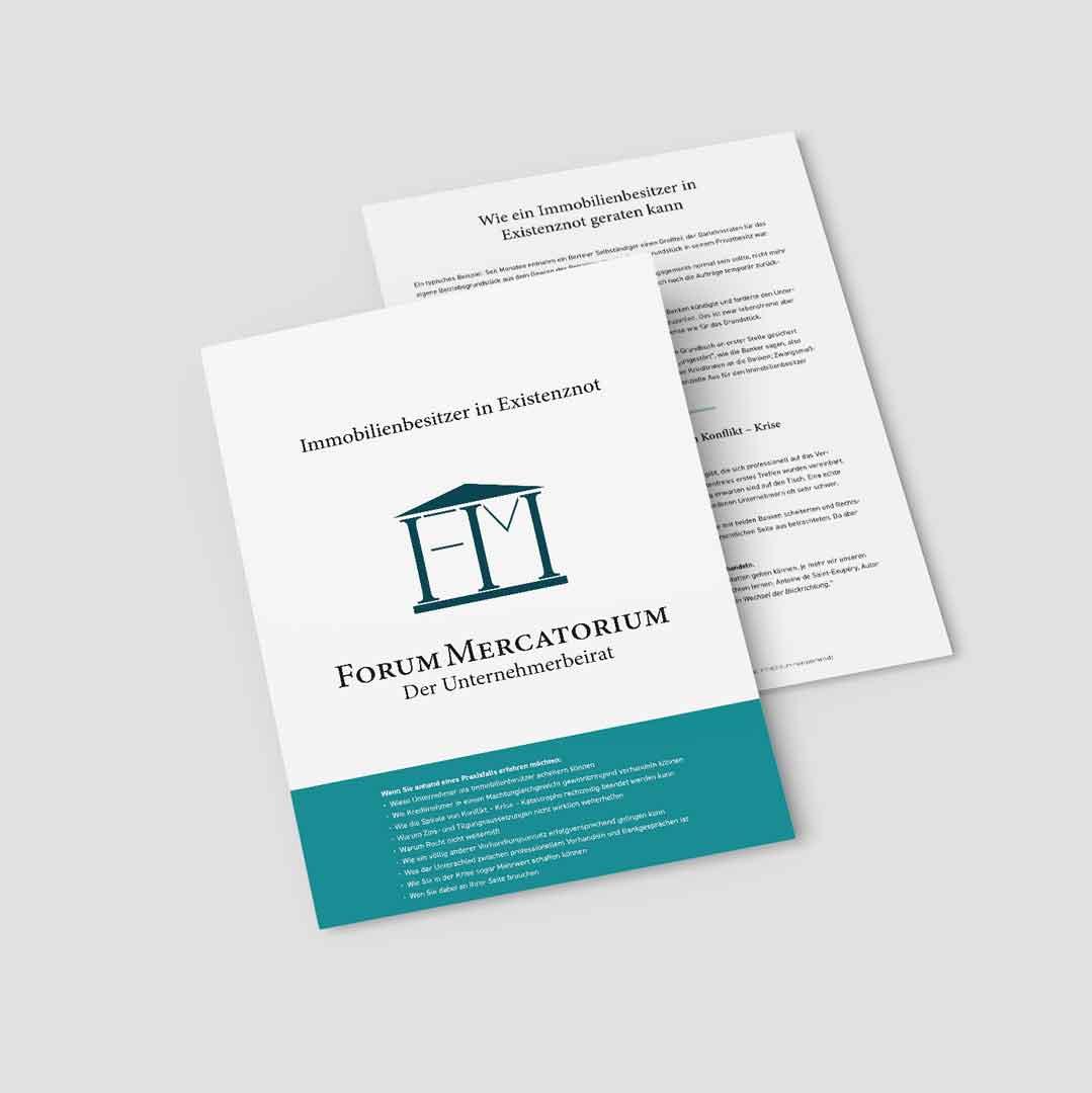 PDF-Download zum Thema Immobilienbesitzer in Existenznot