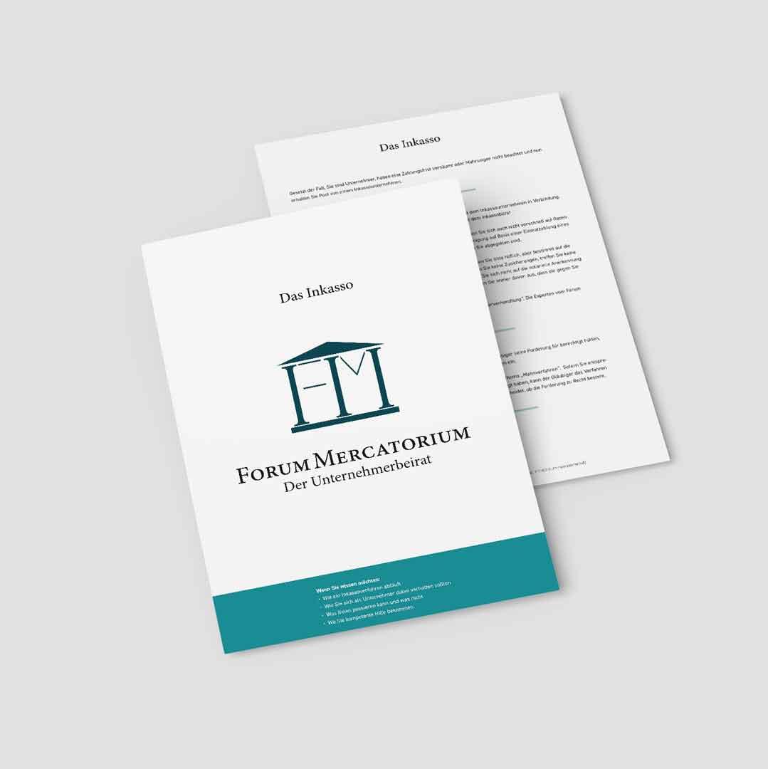 PDF-Download zum Thema Inkasso