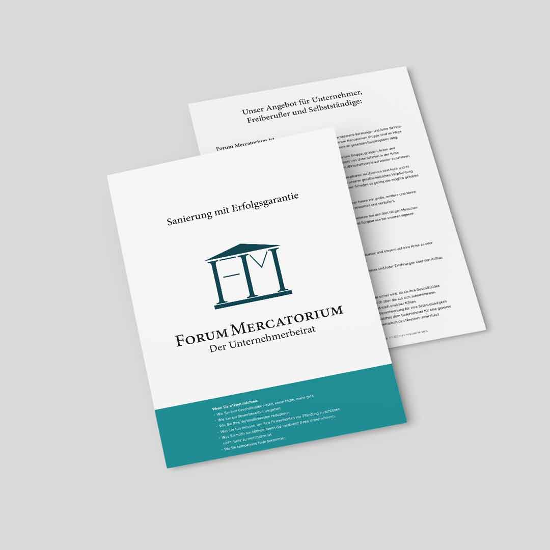 PDF-Download zum Thema Sanierung mit Erfolgsgarantie